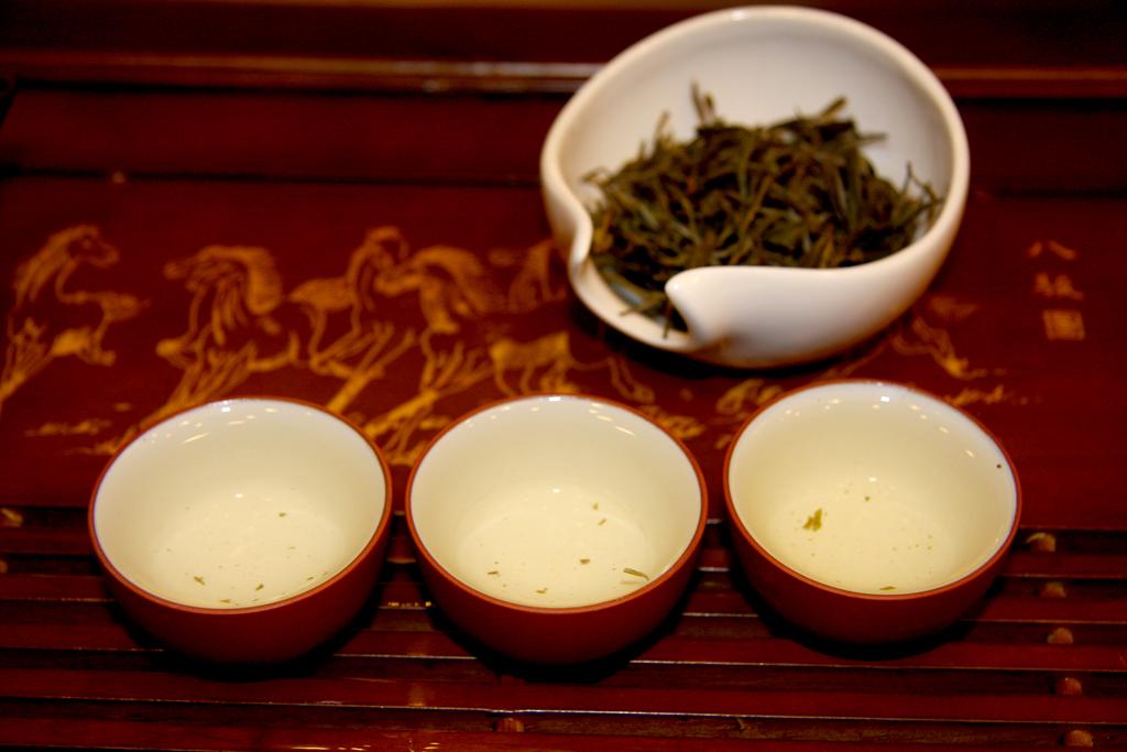 Huo Shan Huang Ya