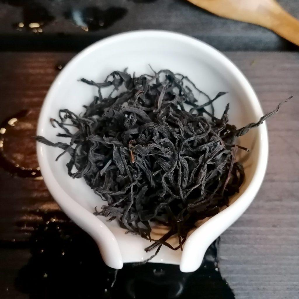 Rìyuè Tán Taiwan Hong Cha tè rosso taiwan